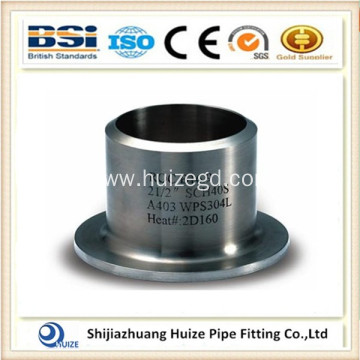 compression tube and pipe fittings stub end
